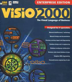 Visio 2000 Enterprise Edition
