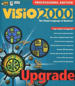 Visio 2000 Professional Edition