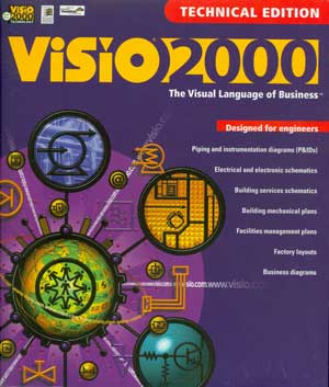 Visio 2000 Technical Edition