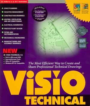 Visio Technical 4.5