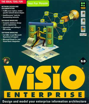 Visio Enterprise 5.0