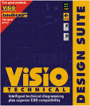 Visio Technical Design Suite